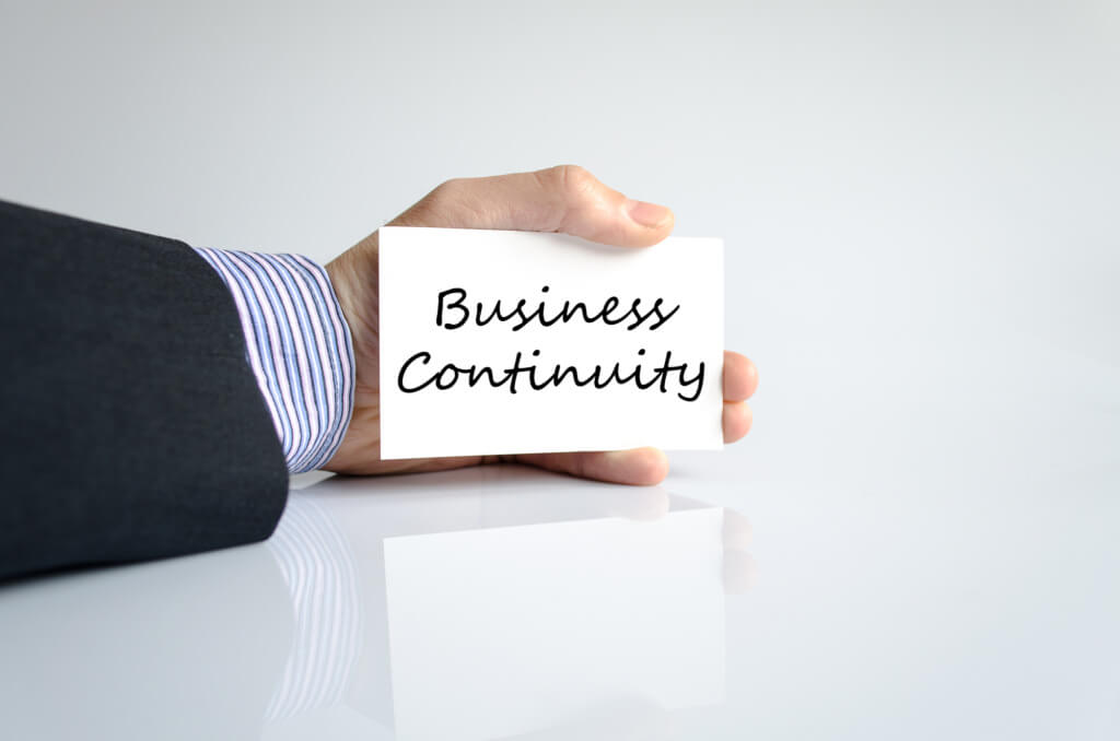 IT Business continuity