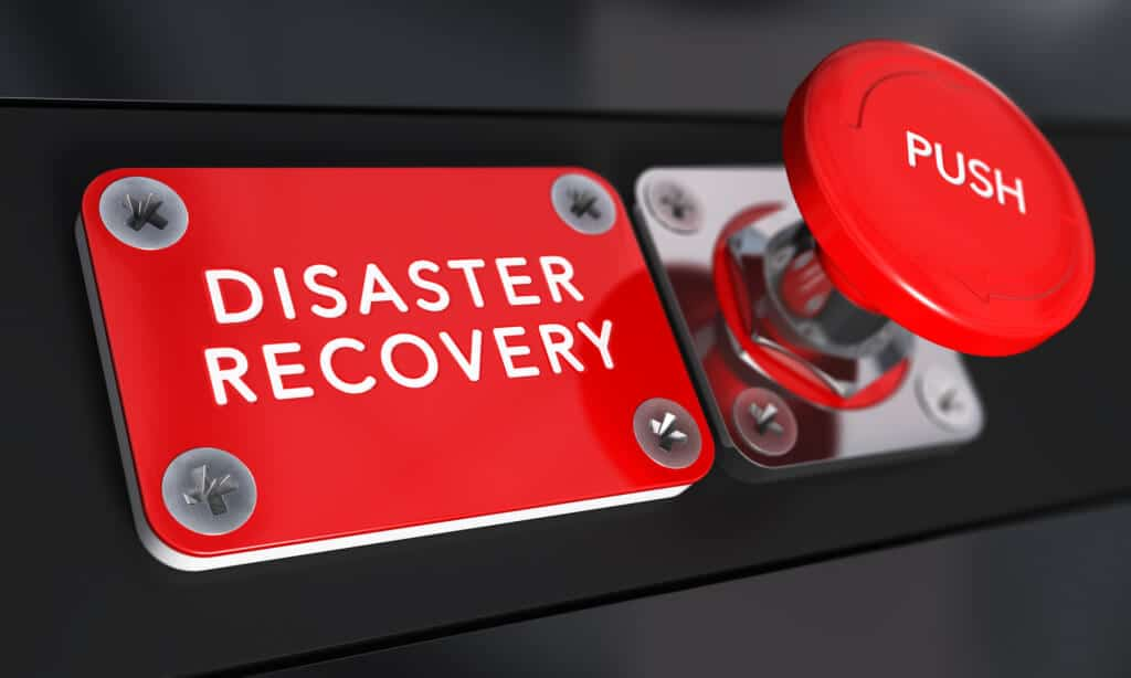 Data Disaster Recovery Plan