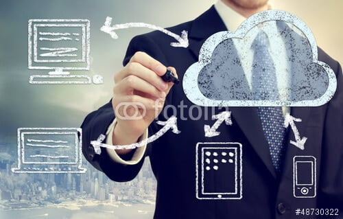 The Advantages of backing up data to the cloud