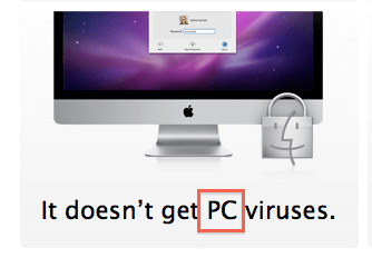 Do Apple products get viruses?