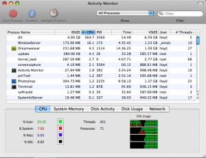 osx-activity monitor