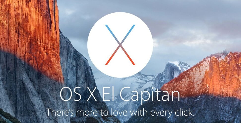 Remember to take precautions when upgrading to OSX El Capitan
