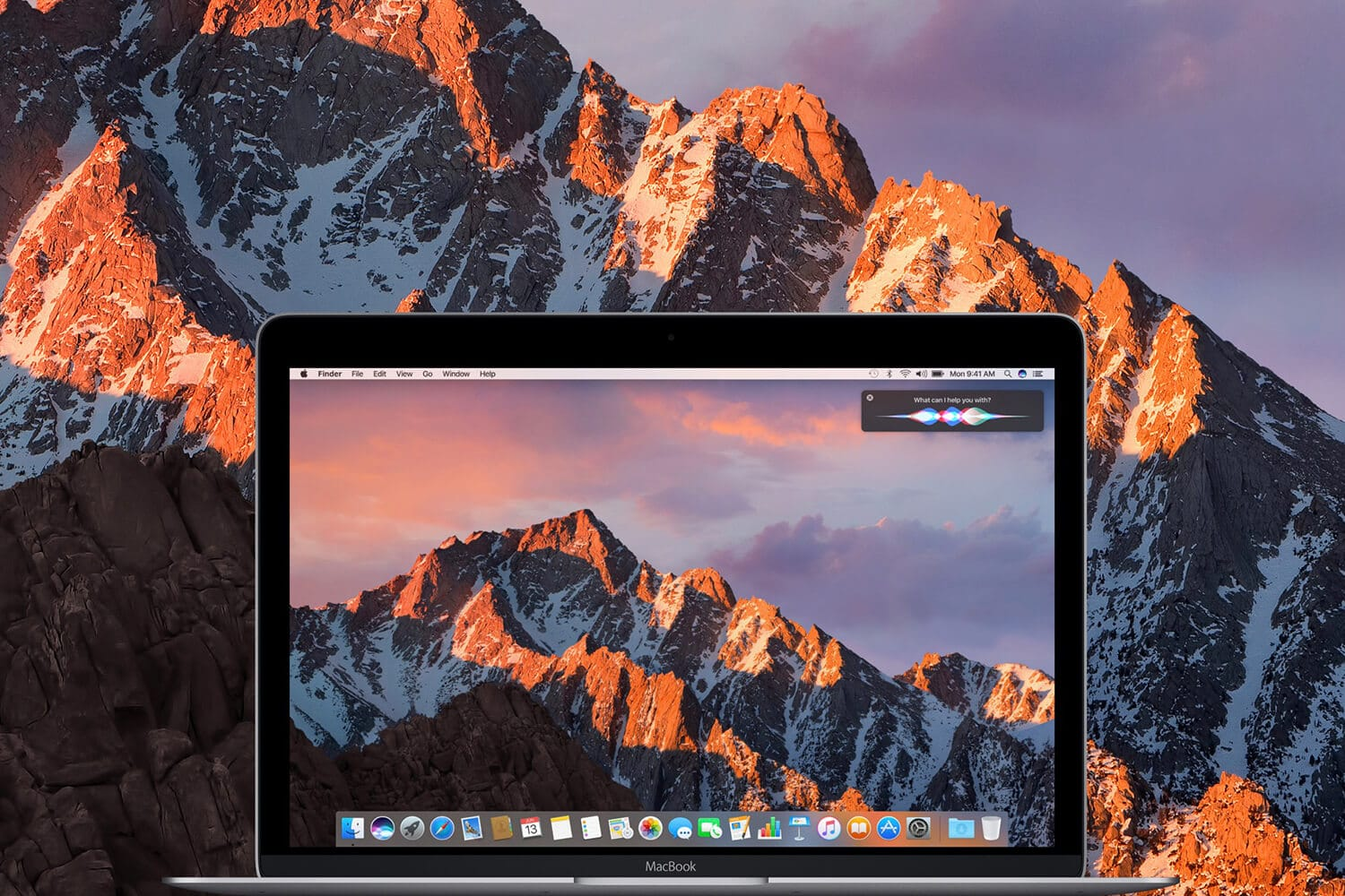 macOS Sierra: planned update turned into new OS