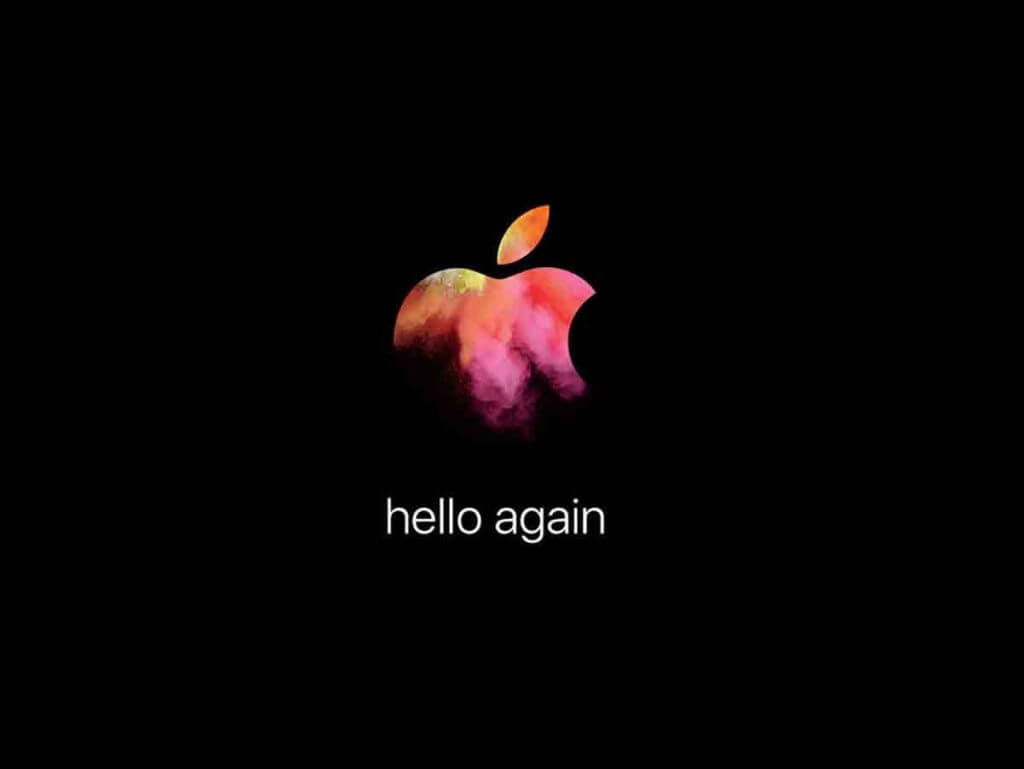 New Mac products are to be announced next week.