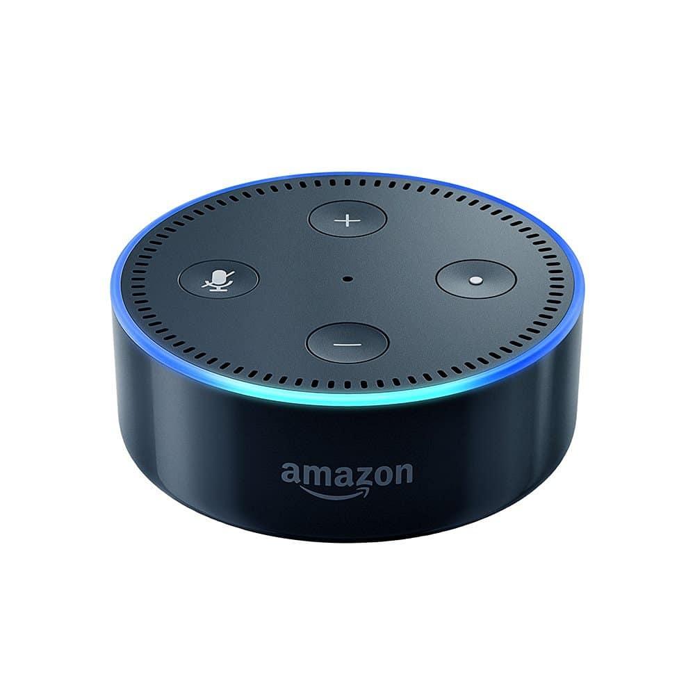 Amazon Echo Dot 2nd generation. What's new?