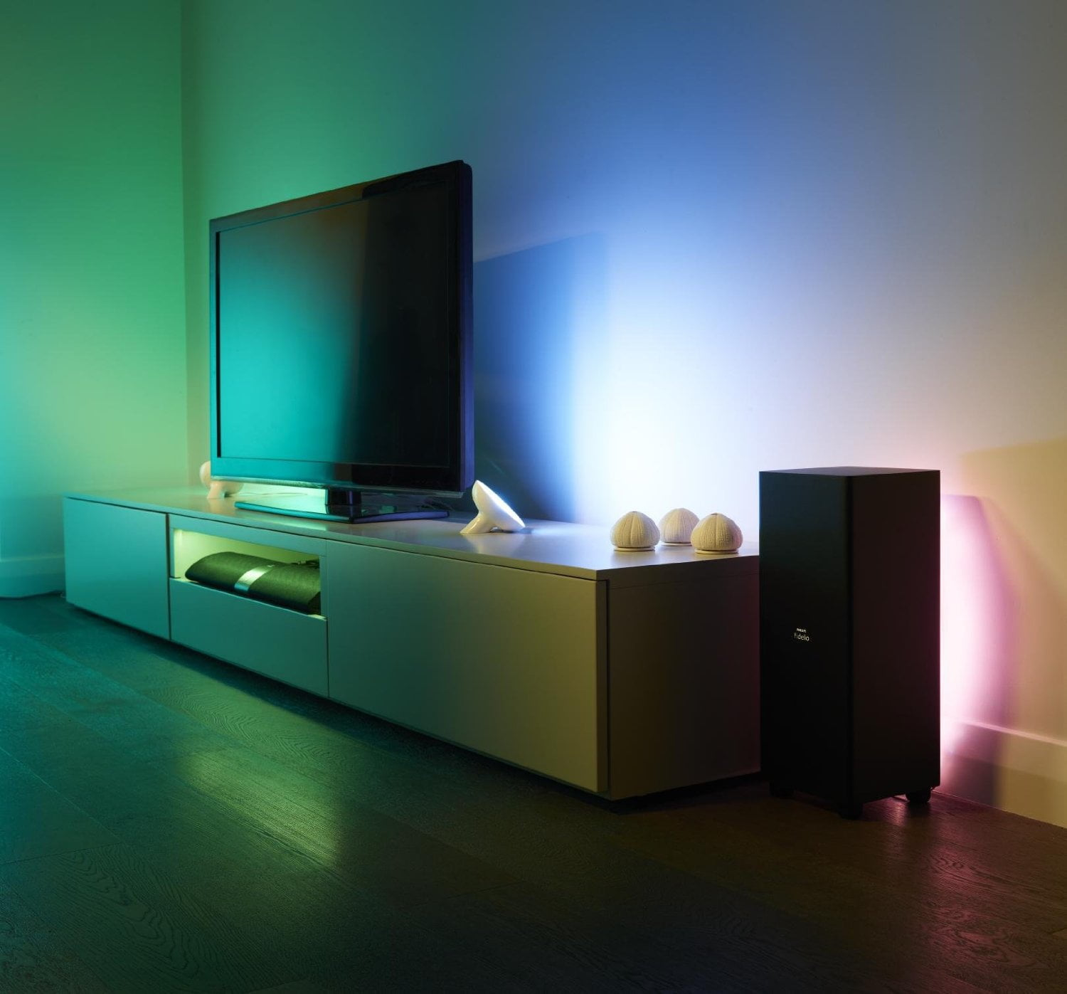 Philips Hue and 16 million colours