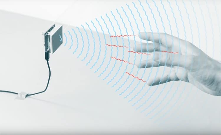 Google Project Soli for contactless control will be available in this year
