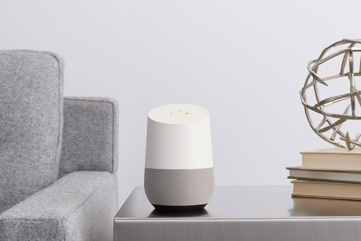 Google Home may get multi-account support.