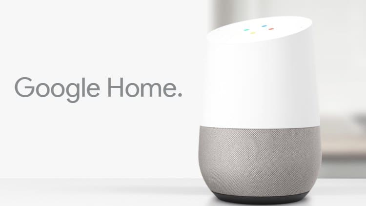 Google Home heads to the UK