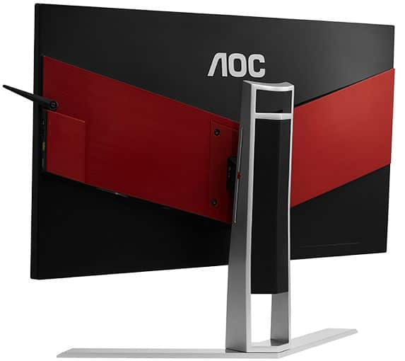 AOC Agon AG271UG: gaming 4K-screen with G-Sync support