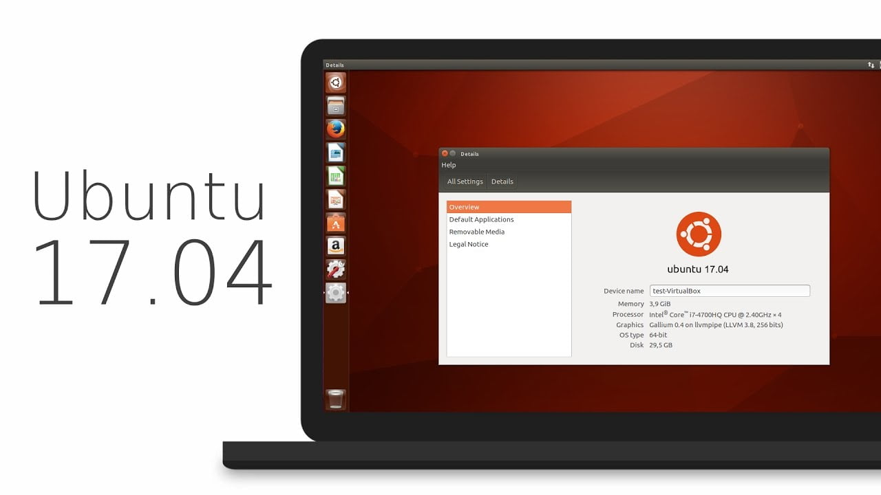 New release of Ubuntu, Zesty Zapus, is available now.