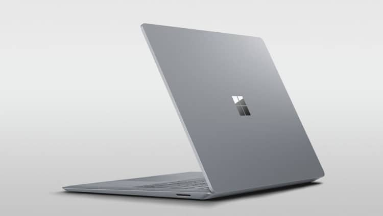 Microsoft Surface Laptop: a notebook with Windows 10 S