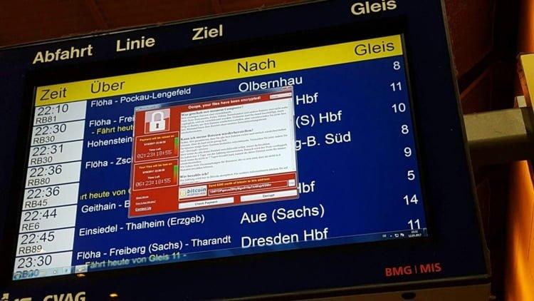 WannaCry epidemy: ransomware affected entire world