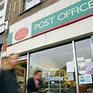 Post Office Drop Off