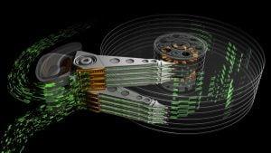 Seagate Multi Actuator tech