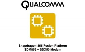 Qualcomm Snapdragon 855 Fusion