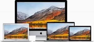 apple mac processors